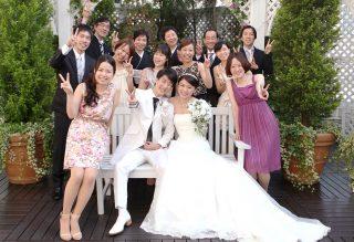 セントアクアチャペル東京(家族挙式・家族婚)