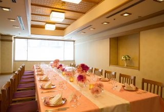 ホテル広島サンプラザ(家族挙式・家族婚)