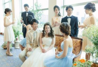ホテルクラウンパレス小倉(家族挙式・家族婚)