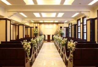 学士会館(家族挙式・家族婚)