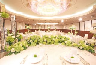 ホテル広島ガーデンパレス(家族挙式・家族婚)