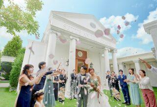 セントアクアチャペル星ヶ丘(家族挙式・家族婚)