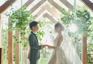 セントアクアチャペル名駅(ストリングスホテル 名古屋)(家族挙式・家族婚)