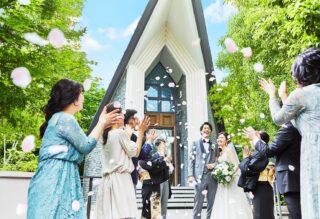 セントアクアチャペル大宮(家族挙式・家族婚)