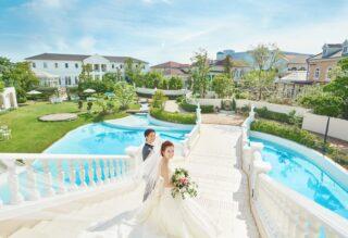 セントアクアチャペル大阪(家族挙式・家族婚)