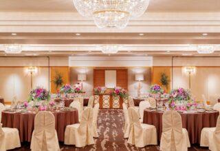 横浜ベイシェラトン ホテル&タワーズ(家族挙式・家族婚)