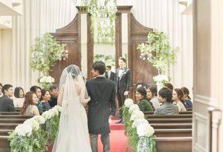 セントアクアチャペル梅田 (大阪第一ホテル/大阪マルビル )(家族挙式・家族婚)