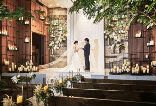 セントアクアチャペル表参道(ザ ストリングス 表参道)(家族挙式・家族婚)