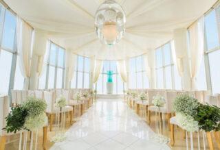 ANAクラウンプラザホテル岡山(家族挙式・家族婚)