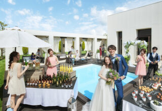 CASA FELIZ BAYSIDE SUITE(カーサフェリス ベイサイドスイート)(家族挙式・家族婚)