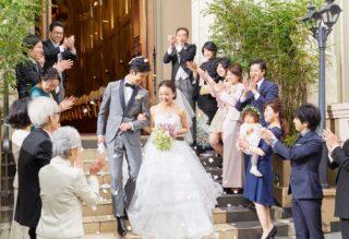 セントアクアチャペルみなとみらい大聖堂(家族挙式・家族婚)