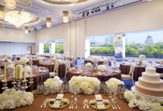 KKRホテル大阪(家族挙式・家族婚)