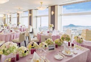クサツエストピアホテル(家族挙式・家族婚)