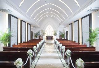グリーンキャメロットリバーサイド(家族挙式・家族婚)