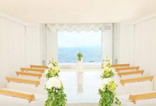 ぶどうの樹 海のウェディング 福津店(家族挙式・家族婚)