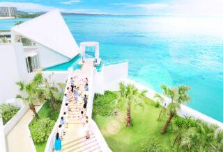 セントアクアチャペル沖縄(家族挙式・家族婚)