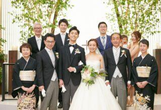 セントアクアチャペル表参道マグノリア(ザ ストリングス 表参道)(家族挙式・家族婚)